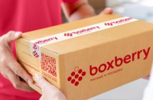 доставка через boxberry